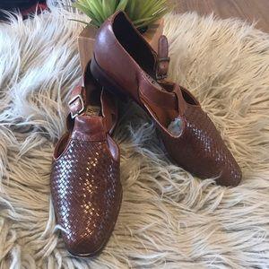vintage Nine West loafers